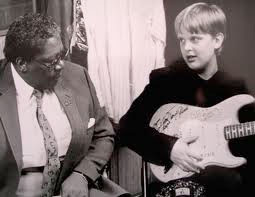 Joe Bonamassa and B.B. King