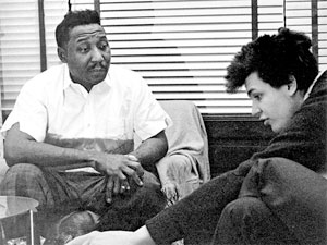 Muddy Waters and Mike Bloomfield