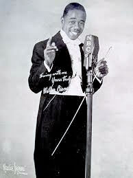 Bandleader Walter Barnes