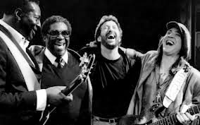 albert king - bb king - eric clapton - stevie ray vaughan