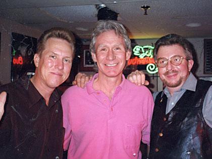Anson Funderburgh and Rick Honeyboy Hart