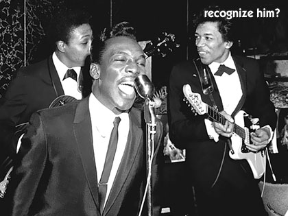 wilson pickett and jimi hendrix