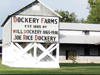 Dockery Farms, Where Blues Was Born