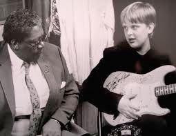 Joe Bonamassa and B.B. King