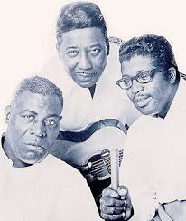 Howlin Wolf - Muddy Waters - Bo Diddley