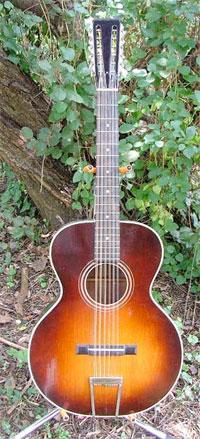 1930's Stella Guitar