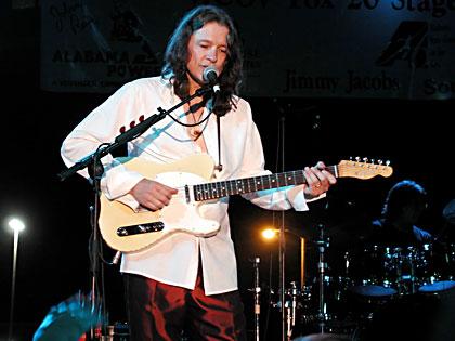 Robben Ford Blues Guitarist Blues Guitar Insider